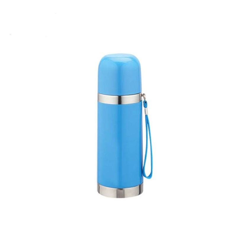 Stainless Steel Double Wall Vacuum Insulated Bullet Flask
